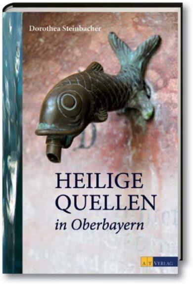Cover Heilige Quellen in Oberbayern