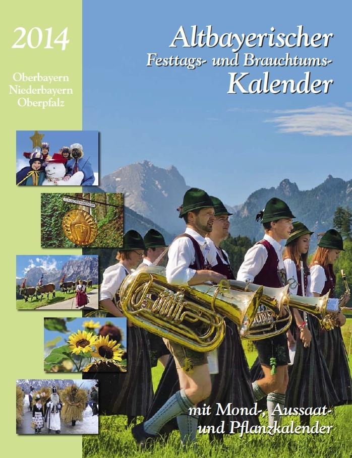 Kalender 2014 Titelblatt