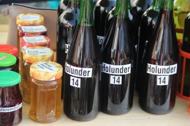 Apfelmarkt TS 2014_Flaschen klein