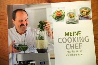 Kenwood Kochbuch Lafer Steinbacher