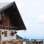 Die Alm - die Hütte der Sennerin