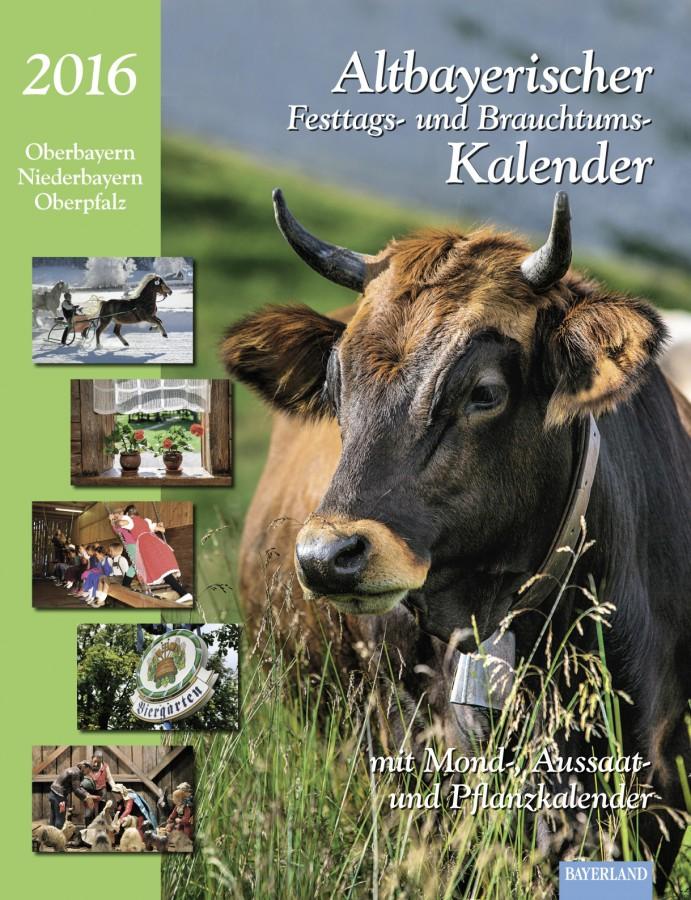 Titelblatt mit Kuh