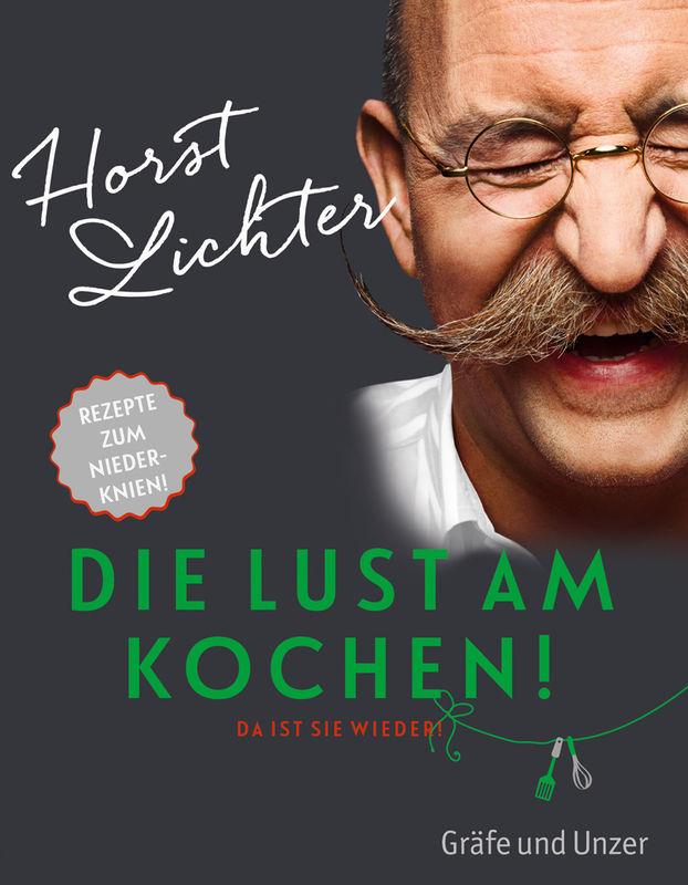 Kochbuch Cover Fernsehkoch Gräfe und Unzer