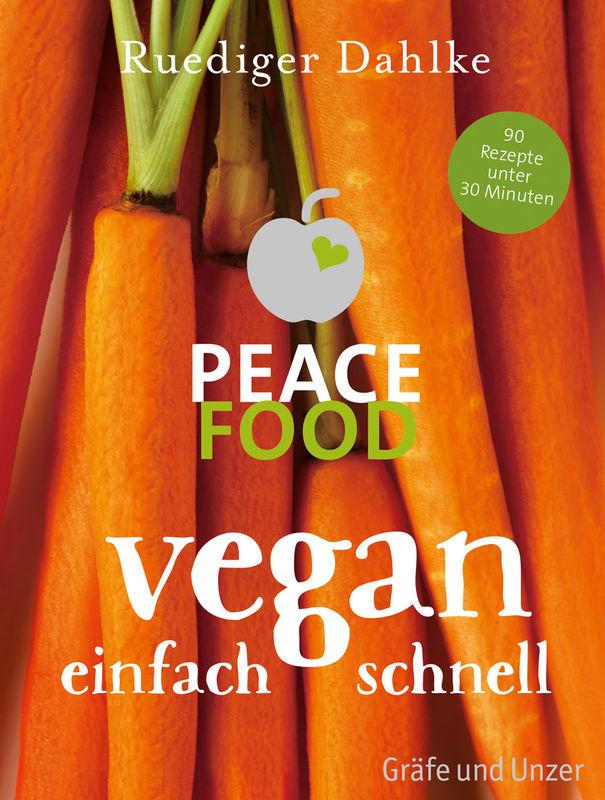 Vegan Kochbuch Cover Gräfe und Unzer