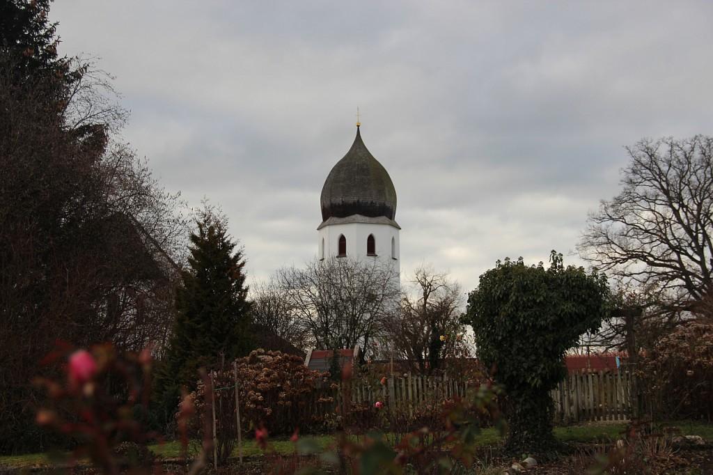 Fraueninsel 2016 Januar Klostergarten klein