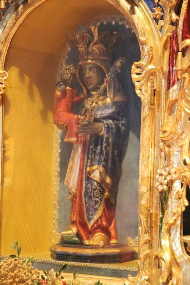 Fraueninsel Schwarze Madonna klein