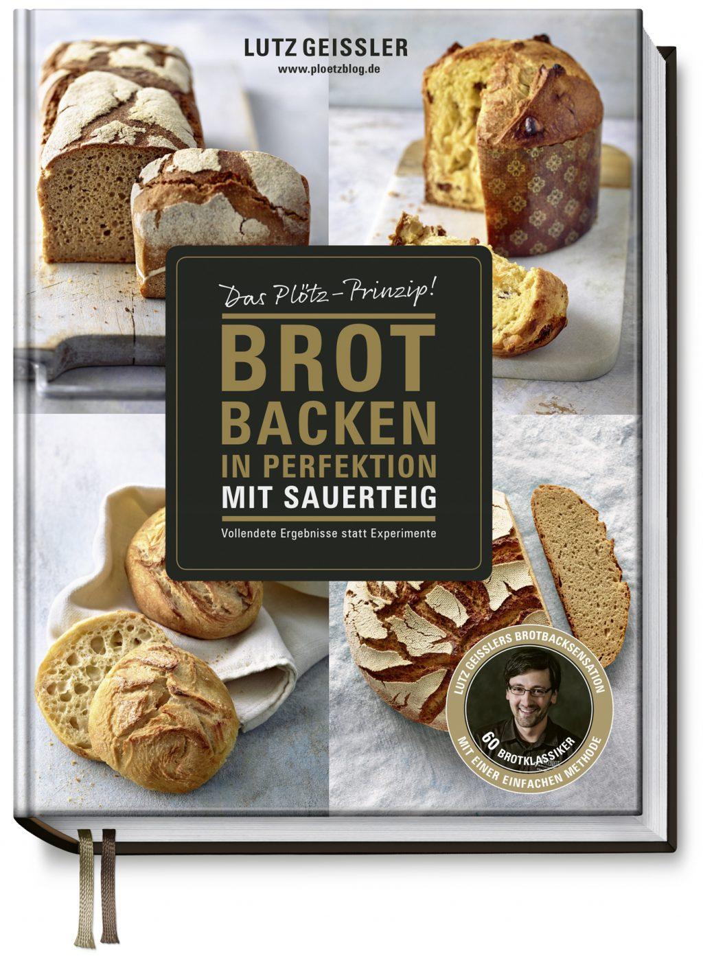 Lutz Geissler Brot backen mit Sauerteig