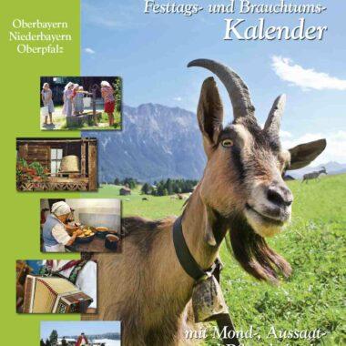 Kalender mit Ziegenbock