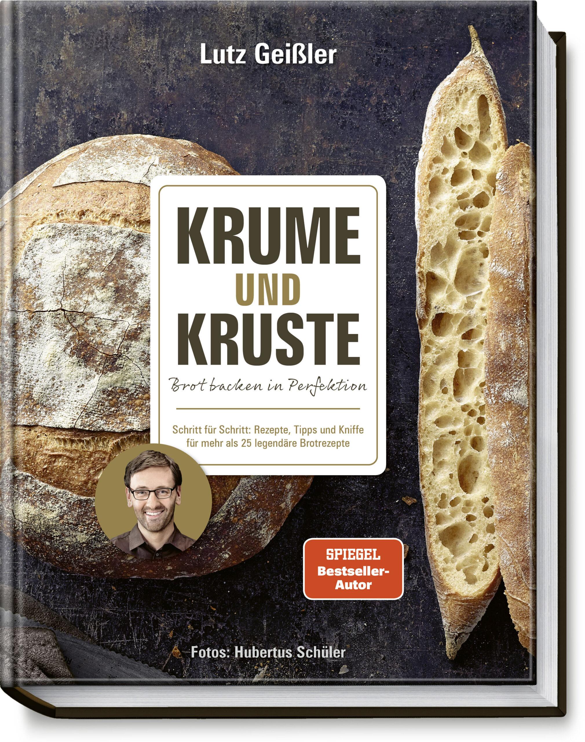 Brot Backbuch Cover